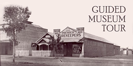 Guided Museum Tour tickets