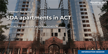 ACT Property Information Session | Summer Housing Apartments | Online Event tickets
