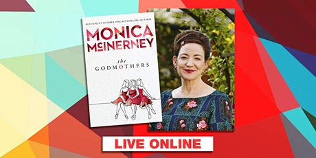 The Author Talks: Monica McInerney | The Godmothers tickets