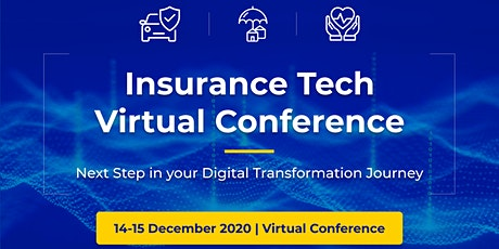Insurance Tech Virtual Conference tickets