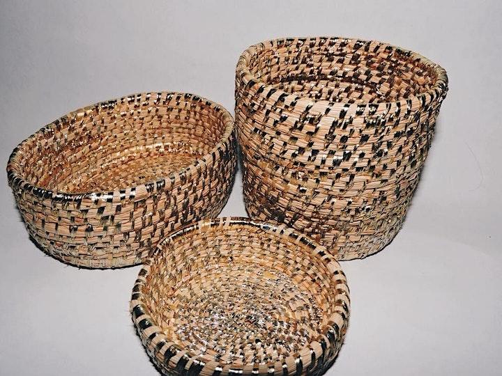 Carly Dodd (Ngarrindjeri/Kaurna/Narungga) | Weaving with natural fibres image