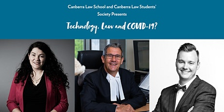 Technology, Law and COVID-19? tickets