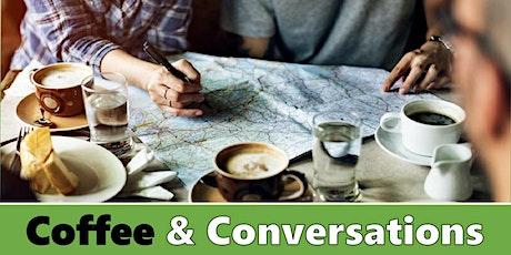 Coffee & Conversations tickets