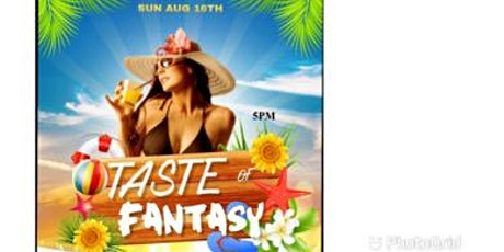 TASTE OF FANTASY tickets