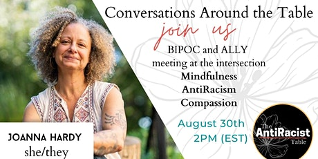 Conversations Around The Table:  BIPOC & ALLY tickets