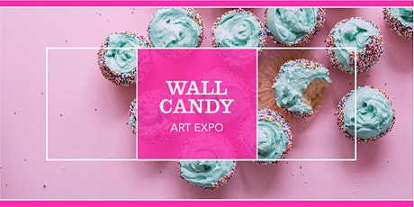 Wall Candy Art Expo (Parking Pass Day 1) tickets