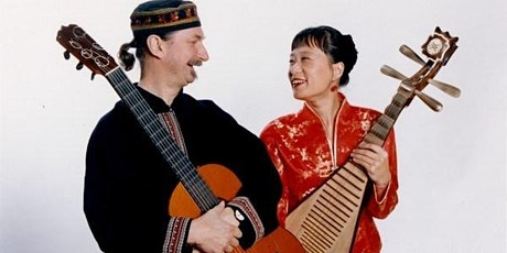 Silk Road Music with Two Poets tickets