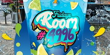 Fridays Room4996 Afterwork tickets