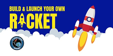 Build Your Own Rocket | Ravenshoe tickets