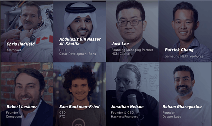 Asia Blockchain Summit 2020 | MOON (5 USERS) image