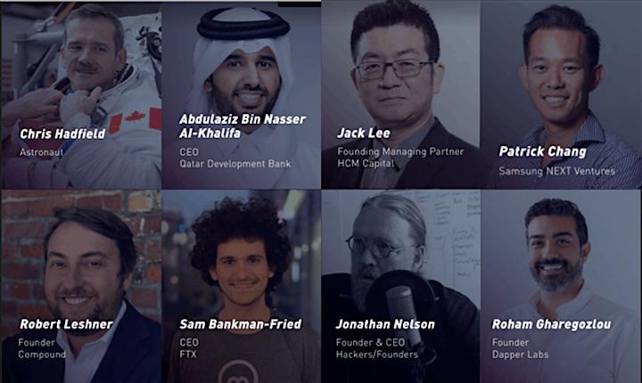 Asia Blockchain Summit 2020|MOON (3 USERS) image