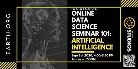 Online Data Science Seminar 101 - II  (AI) tickets