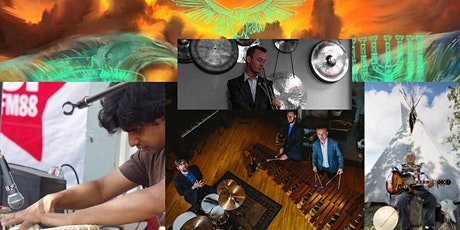 Marimba Around the World Album Release! With Johnny Landry, Bhuyash Neupane tickets