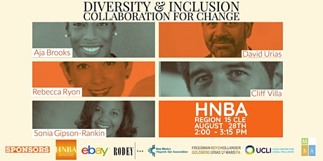 Diversity & Inclusion Collaboration for Change tickets