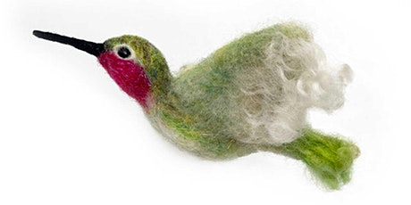 FELTED HUMMINGBIRD WORKSHOP tickets