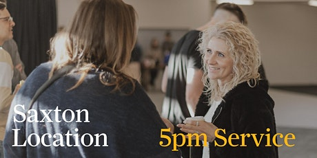 Annesbrook Saxton - 5:00pm Service tickets