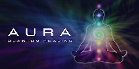 AURA -  Quantum Sound Immersion & Chakra Healing tickets