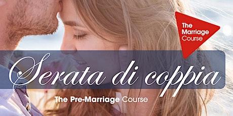 Serata di prova  The Pre-Marriage Course (online) // 2 set 2020 tickets