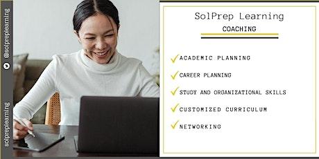 ASD Academic & Lifestyle Coaching tickets