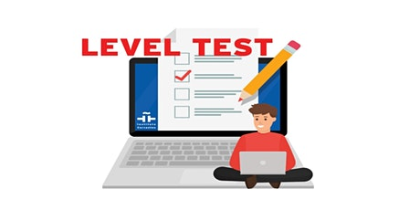 ONLINE SPANISH LEVEL TEST 1/10/2020 tickets