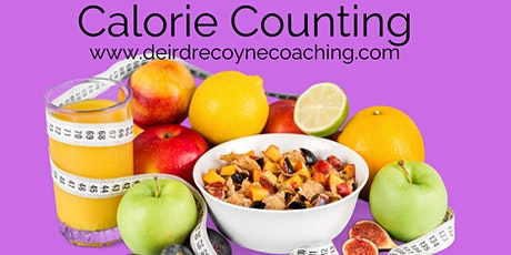 Calorie Counting - Useful tool or weight loss barrier? tickets