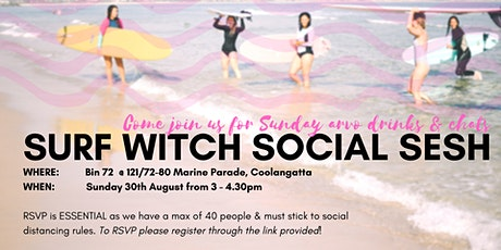 Surf Witch Social Sesh tickets