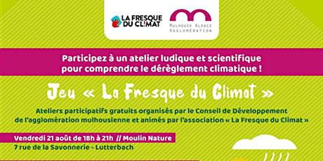 La Fresque Du Climat - Atelier gratuit - Lutterbach billets