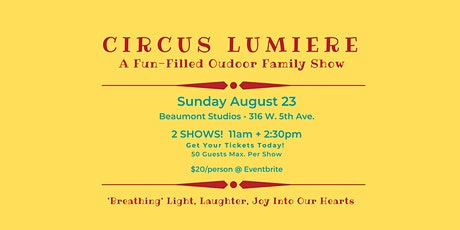 CIRCUS LUMIERE tickets