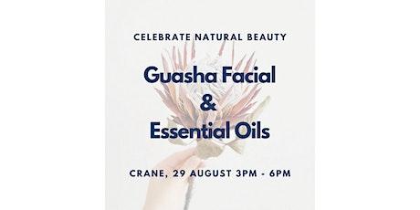 Natural Beauty Weekend: Guasha Facial Express Class tickets