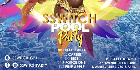 SSWITCHPOOLPARTY III billets