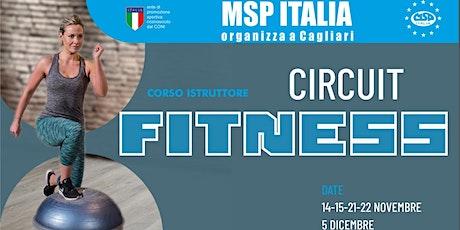 """CORSO MSP ITALIA """"ISTRUTTORE CIRCUIT FITNESS""""-CAGLIARI"""