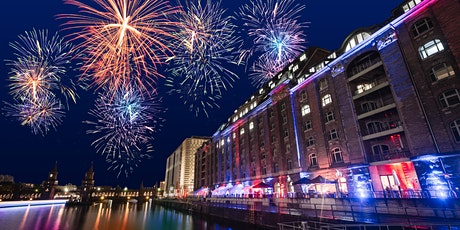 Silvester-Dinner an der Spree 2020/2021 Tickets