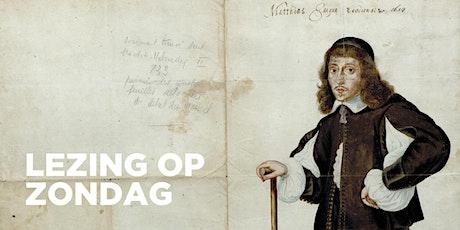 Het portret van Matthias Jacque - Dr. Bert Watteeuw tickets