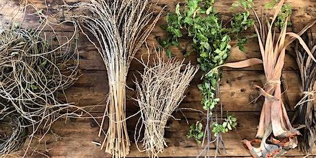 Make Your Own Random Weave Hanging Basket tickets