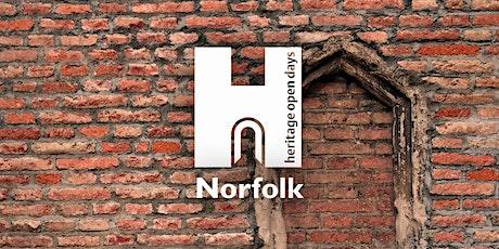 Norwich Dissenters Walk tickets