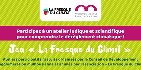 La Fresque Du Climat - Atelier gratuit - Baldersheim billets