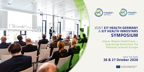 Joint EIT Health Germany & EIT Health Innostars Symposium tickets