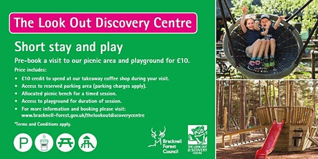 Short Stay and Play tickets