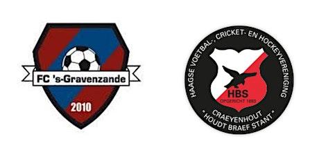 FC 's-Gravenzande - HBS tickets