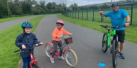FREE - Go Velo Bikeability  Level 1 / Children's  Improver Course tickets
