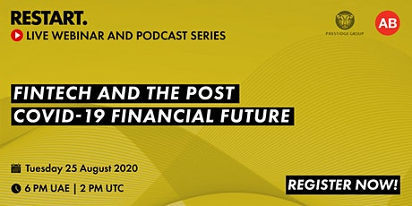 Fintech and the Post-COVID-19 Financial Future tickets