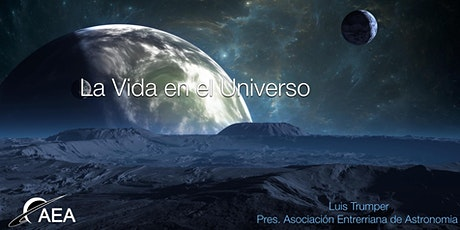 Copia de Vida en el Universo tickets
