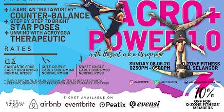 Acro+ Power 1.0 (Acroyoga) tickets