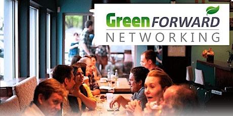 Green Forward Networking - November (Online) tickets