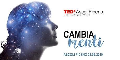 TEDxAscoliPiceno ed. 2020 biglietti