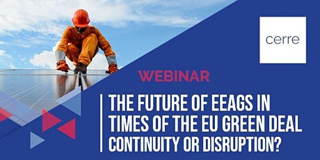 The Future of EEAGs in times of the EU Green Deal tickets