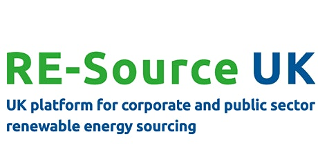 RE-SourceUK Virtual:  Public Sector tickets