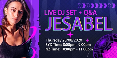 Bigo Live DJ Set featuring Jesabel tickets