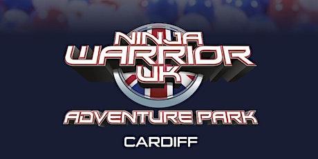 Summer Programme - Ninja Warrior Uk Session tickets