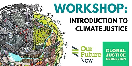 Introduction to Climate Justice tickets